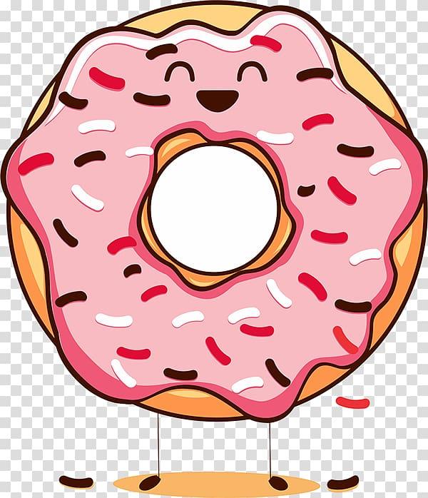 Donuts clipart carton. Happy national doughnut day