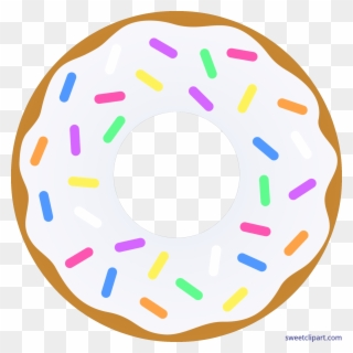 Free png clip art. Donut clipart dad border