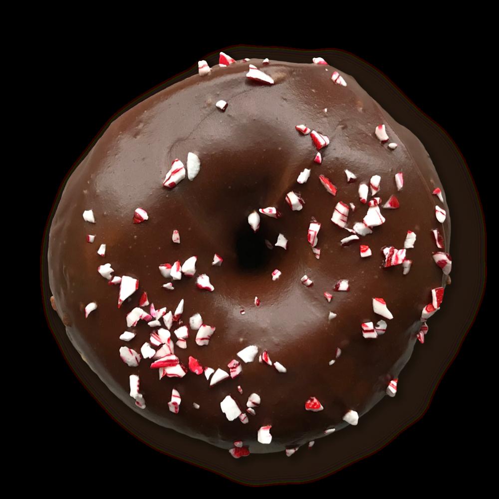 Donut clipart donut cake. Brewnuts seasonal donuts