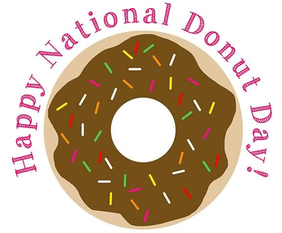Doughnut clipart donut day.  amazing national wishes