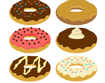 Free donut cliparts download. Doughnut clipart kid