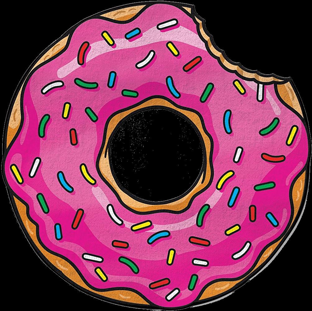 Donuts coffee and doughnuts. Donut clipart doughnut