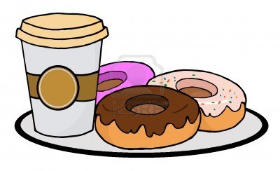 Doughnuts cliparts download clip. Donut clipart free coffee
