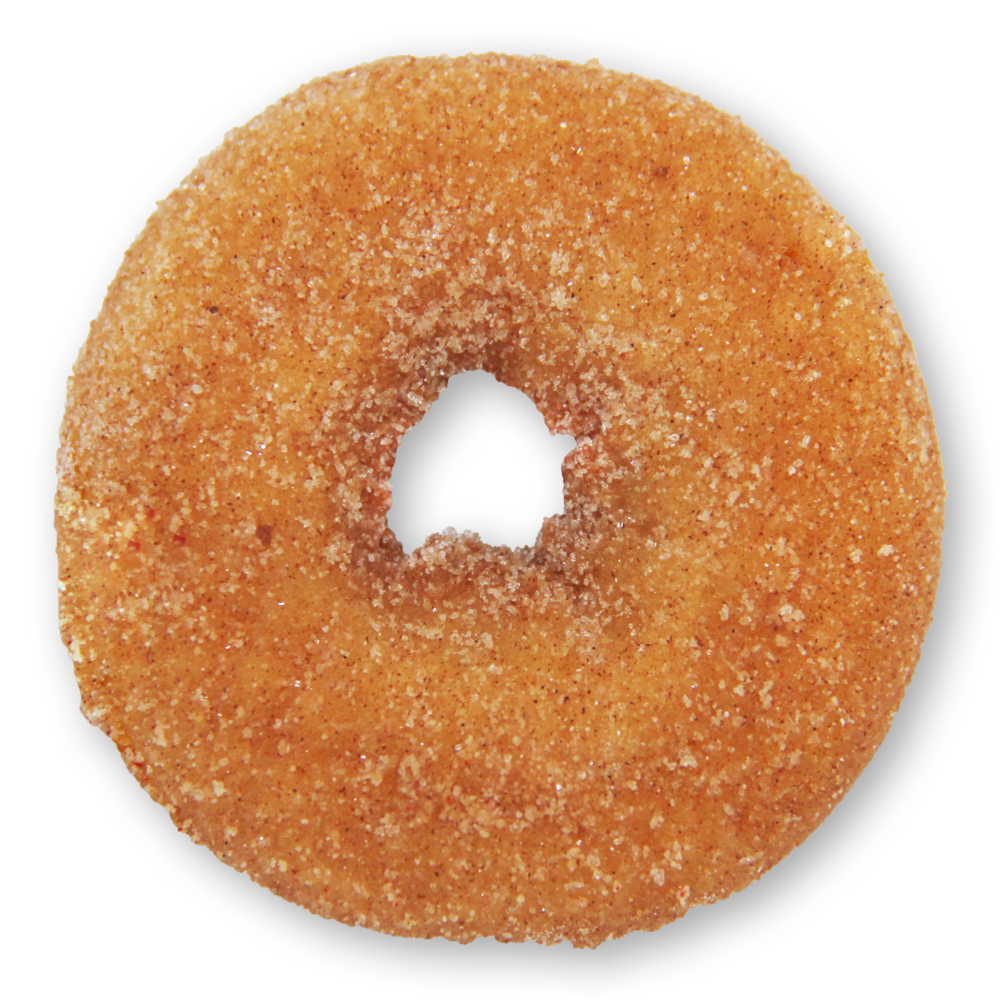 Menu slodoco donuts cinnamon. Donut clipart frosted