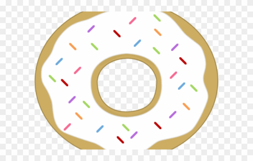 Doughnut clip art png. Donut clipart frosted