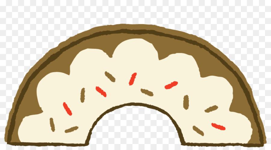 Donuts clip art font. Donut clipart half donut