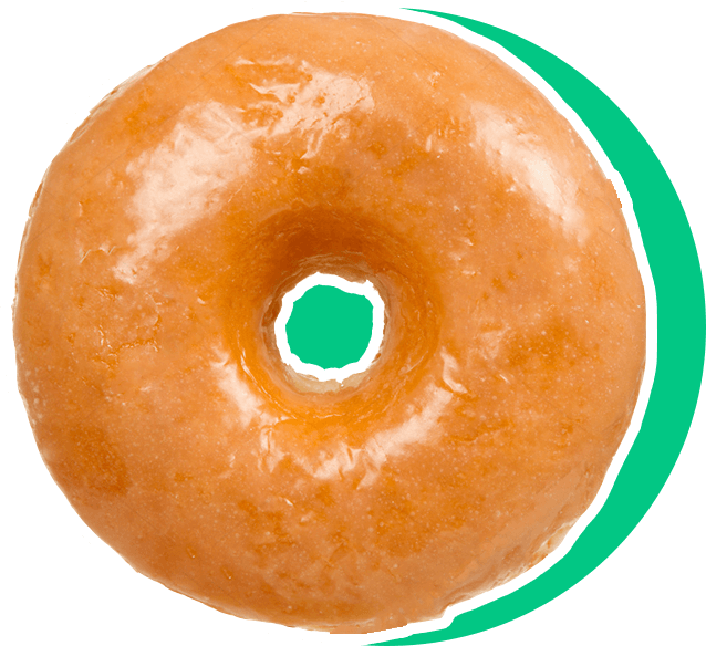 Donut clipart mini donut. Why one when you