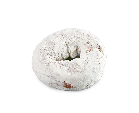 Donuts wg sugar cake. Doughnut clipart powdered donut