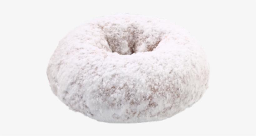 Doughnut donut ciambella png. Donuts clipart powdered