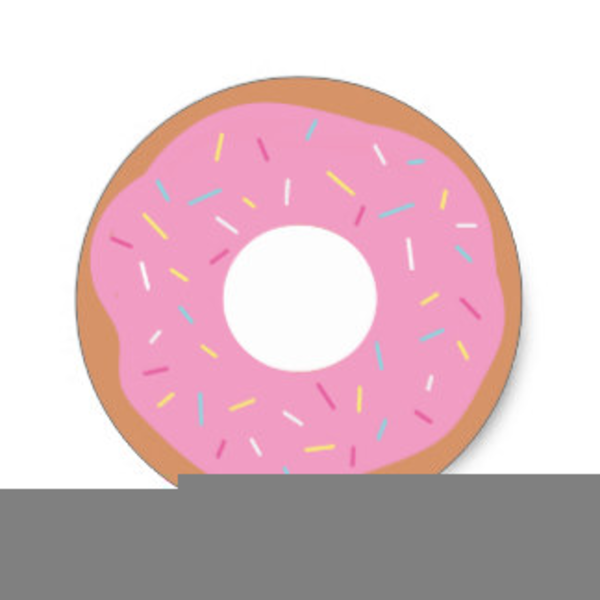 Donut sprinkles free images. Doughnut clipart sprinkle