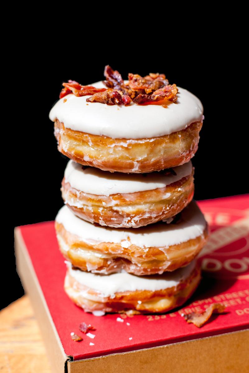 Do rite donuts order. Doughnut clipart stack