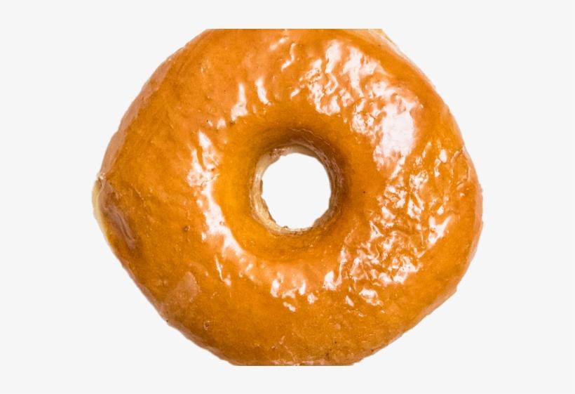 Glazed transparent . Doughnut clipart sugar donut