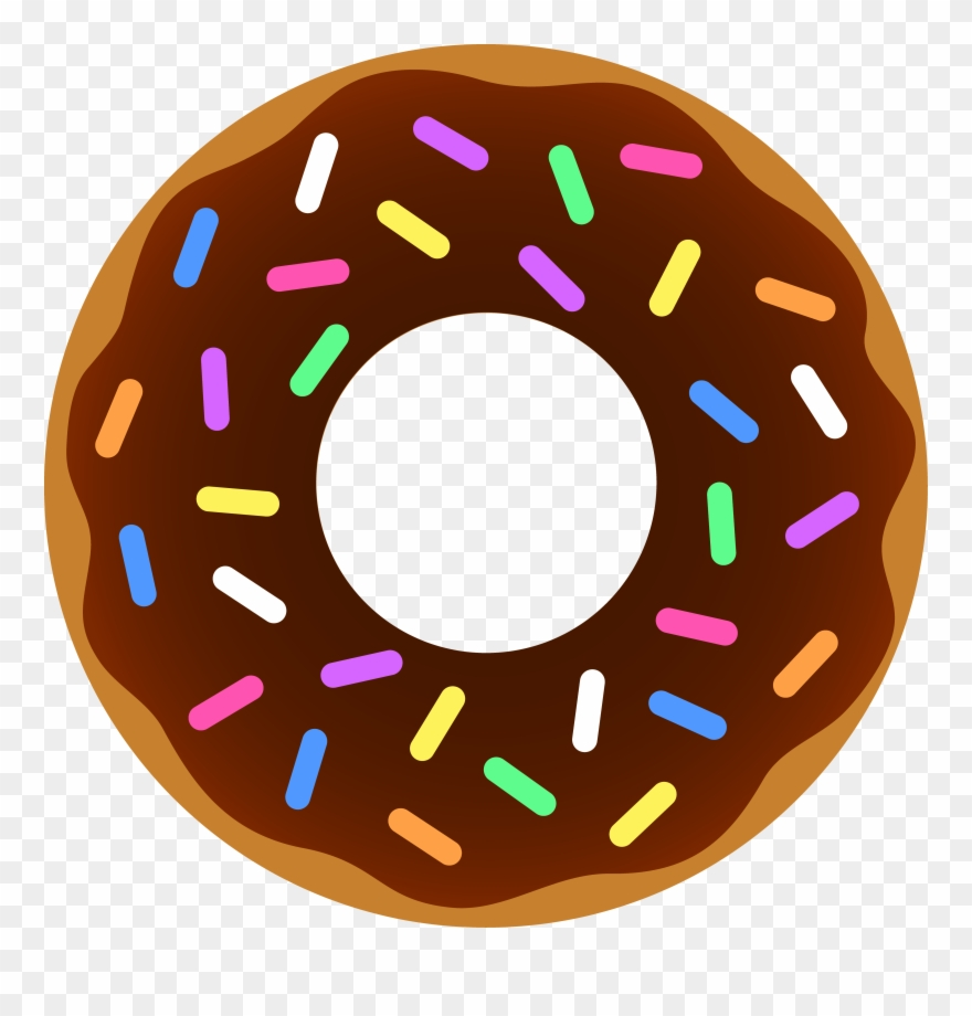 For mobile free download. Doughnut clipart sweet