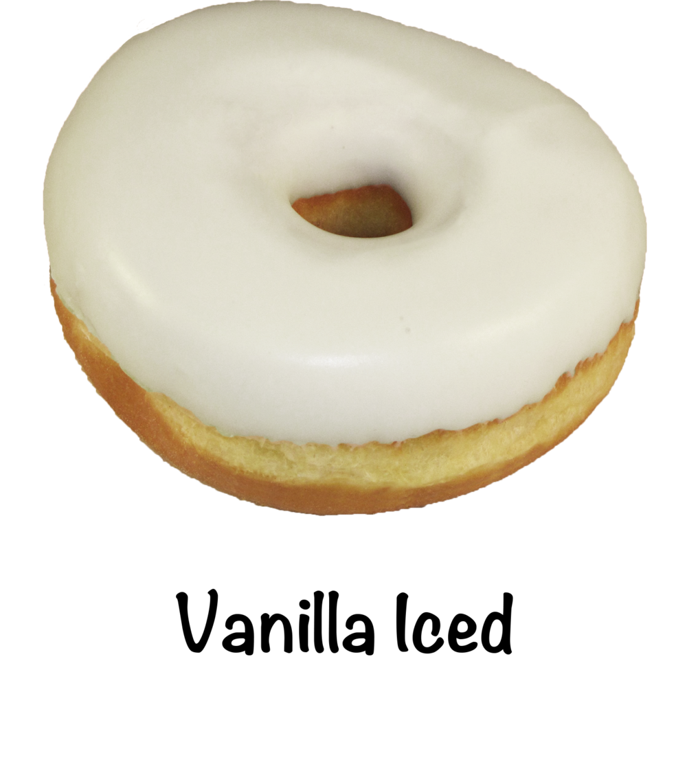 Doughnut clipart vanilla donut. Gallery mania vanillapng