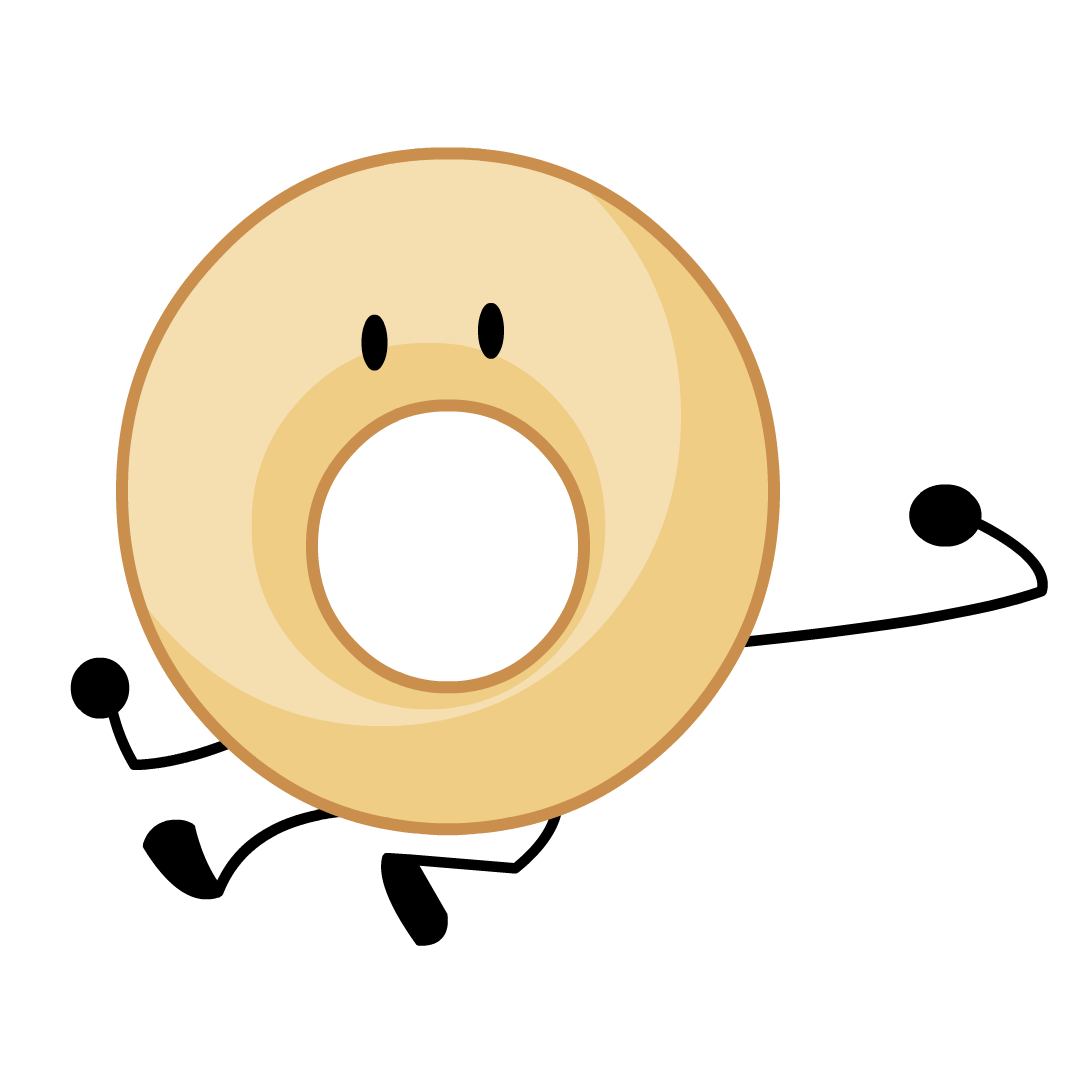 Donut clipart video game. Idea wiki fandom powered