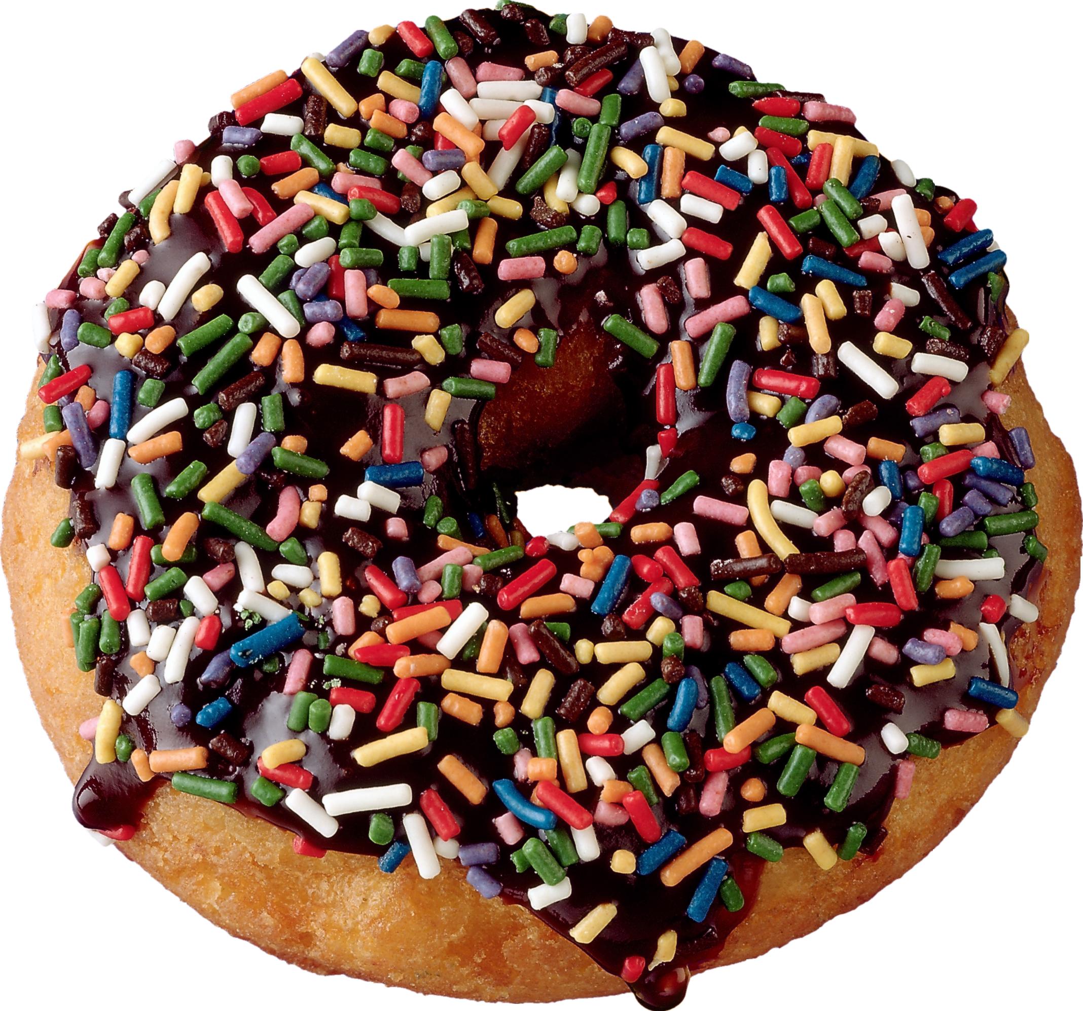 Png . Donut clipart vintage