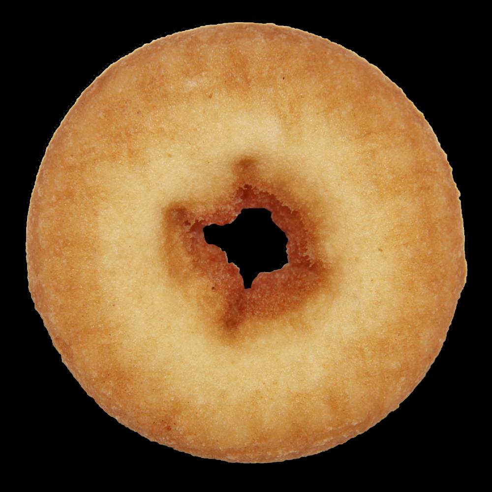 Donut clipart yellow. Menu slodoco donuts plain