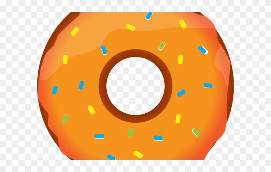 Doughnut clipart orange donut. Dougnut png download
