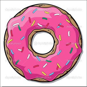 Donuts free images at. Doughnut clipart animated