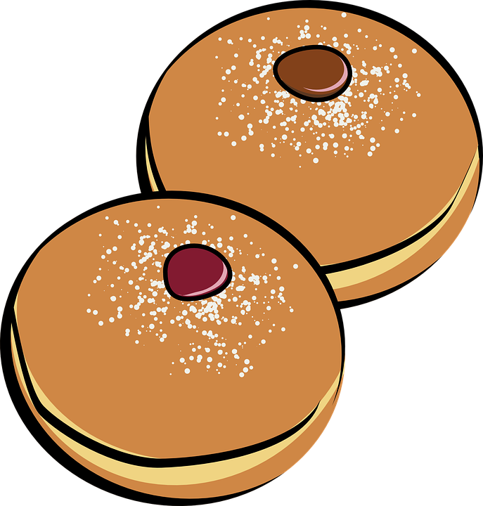 huge freebie download. Doughnut clipart bitten donut
