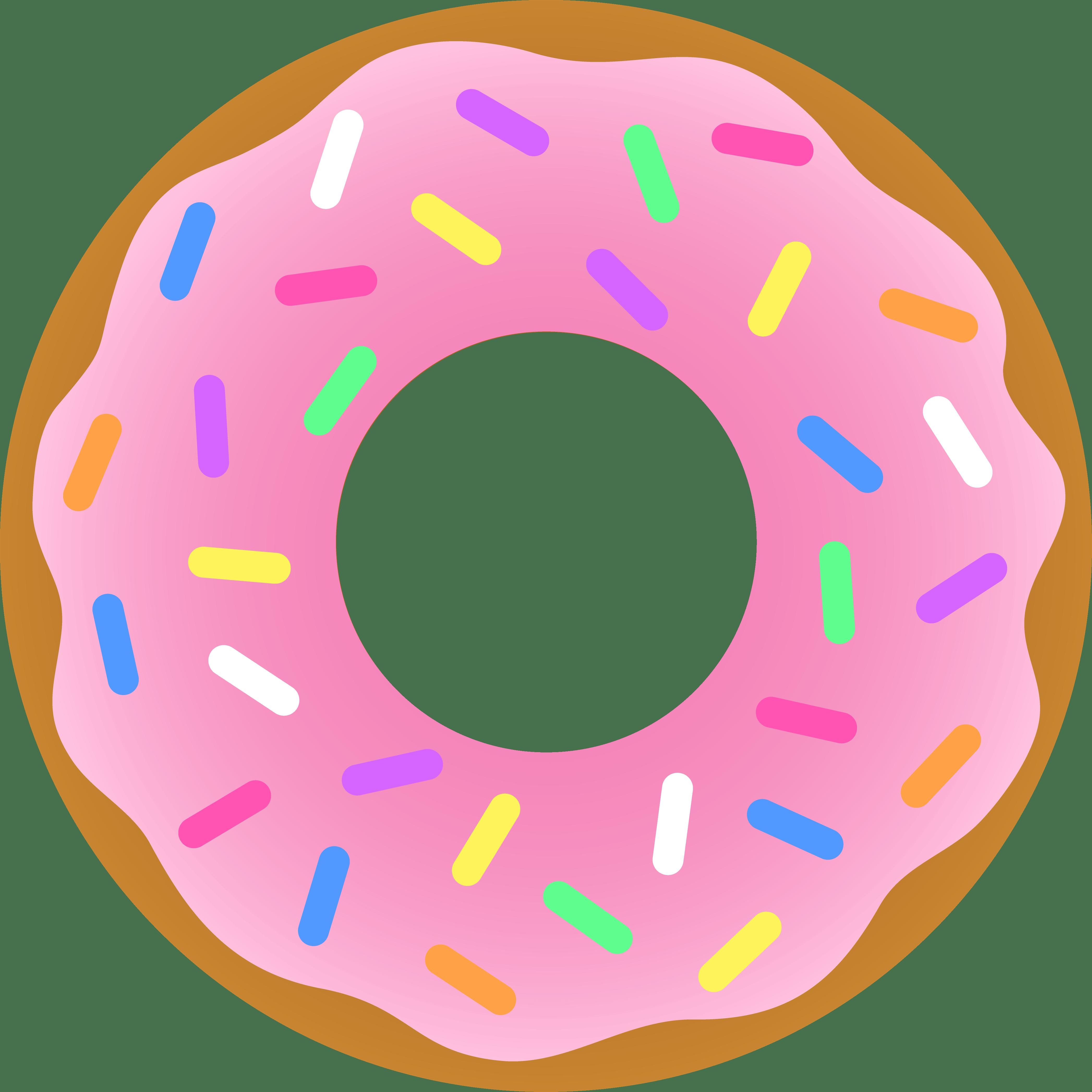 Donuts big donut
