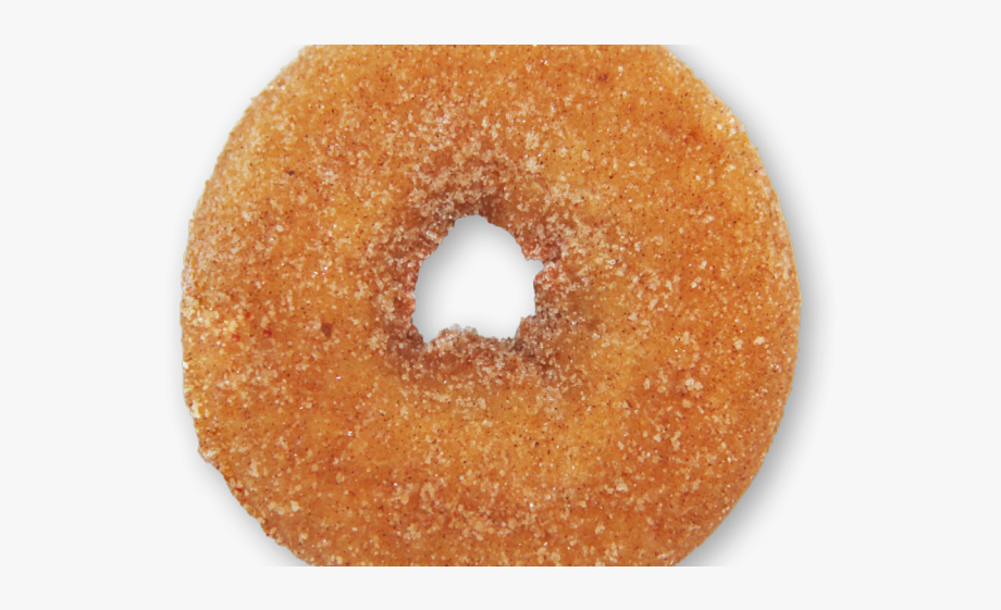 Doughnut clipart cider donuts. Cinnamon apple transparent