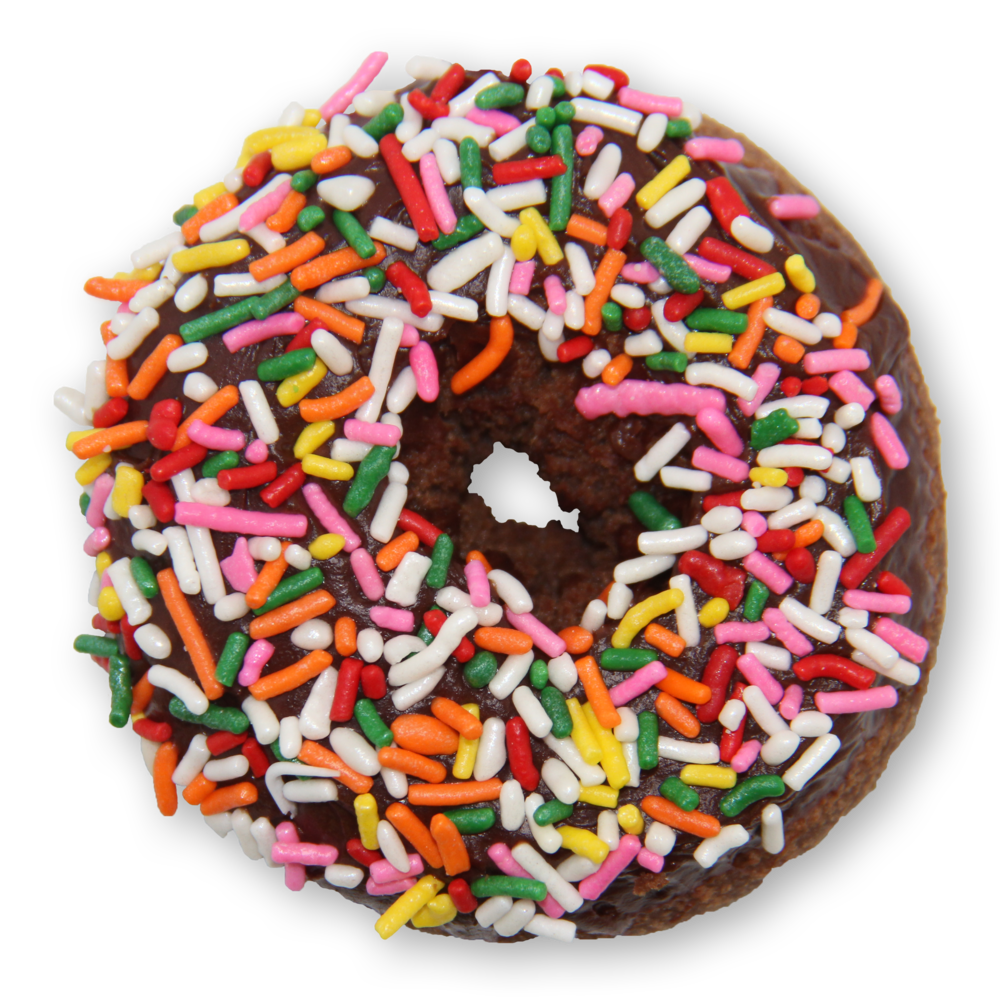 Menu slodoco donuts chocolate. Doughnut clipart sugary food