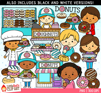 Donuts clipart donut shop. Clip art accessories shopping