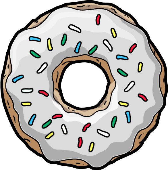 Clip art coffee and. Donuts clipart donut tumblr