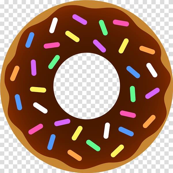 Chocolate doughnut illustration coffee. Donuts clipart dount