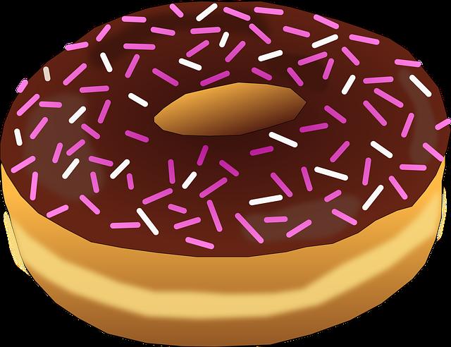 The novel corporation it. Donuts clipart dozen