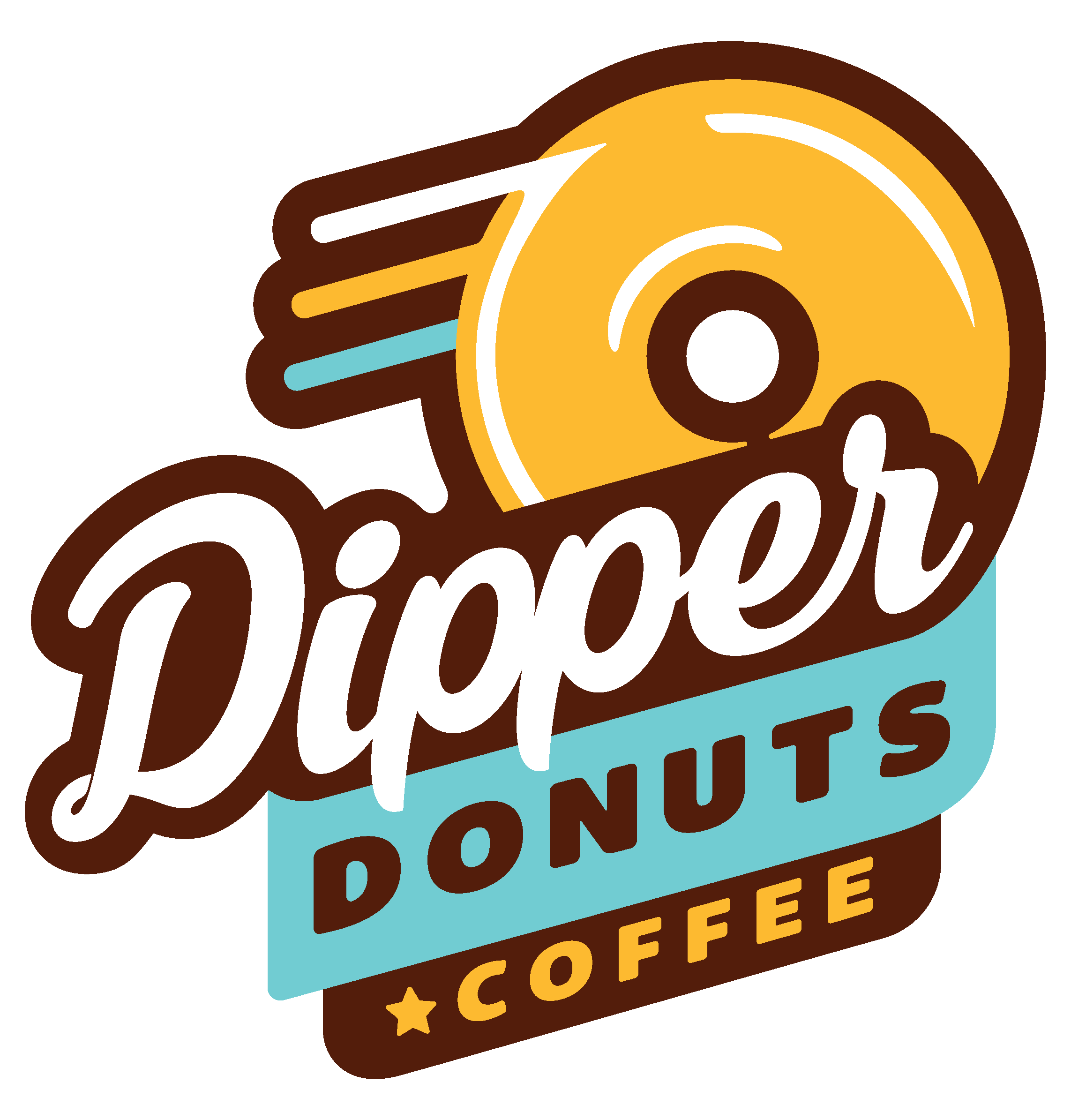 Donuts clipart dozen. Home dipper scroll