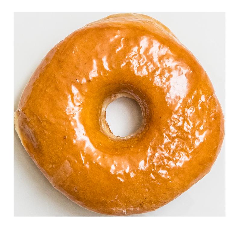 Menu do rite donuts. Doughnut clipart dozen