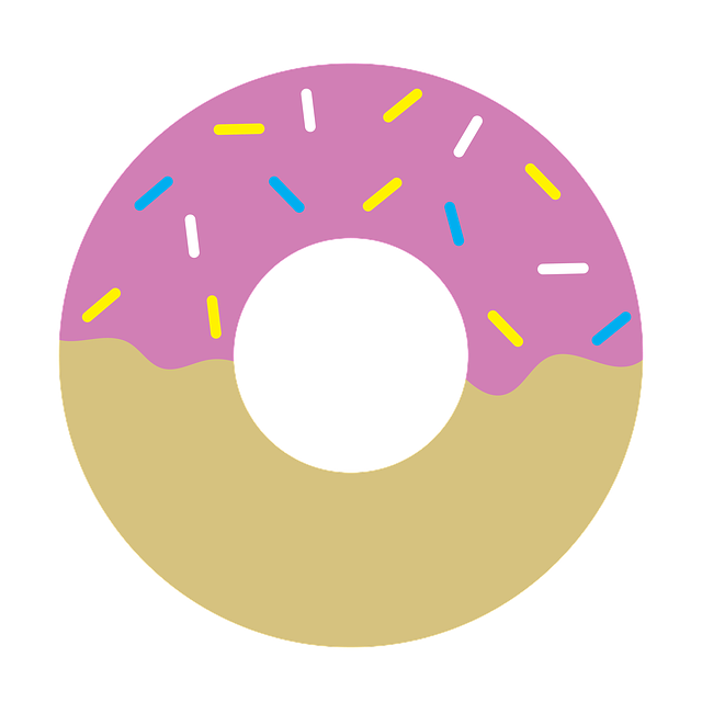 Mmm blogs pictures and. Donuts clipart pink