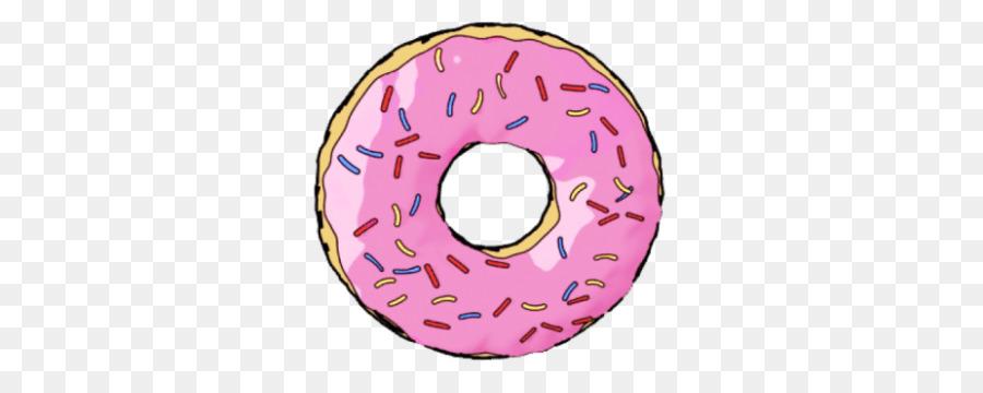Donuts clipart pink. Donut cartoon font design