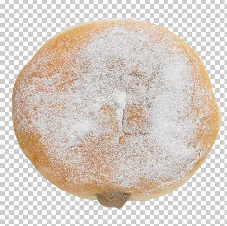 Rye bread malasada sugar. Donuts clipart powdered