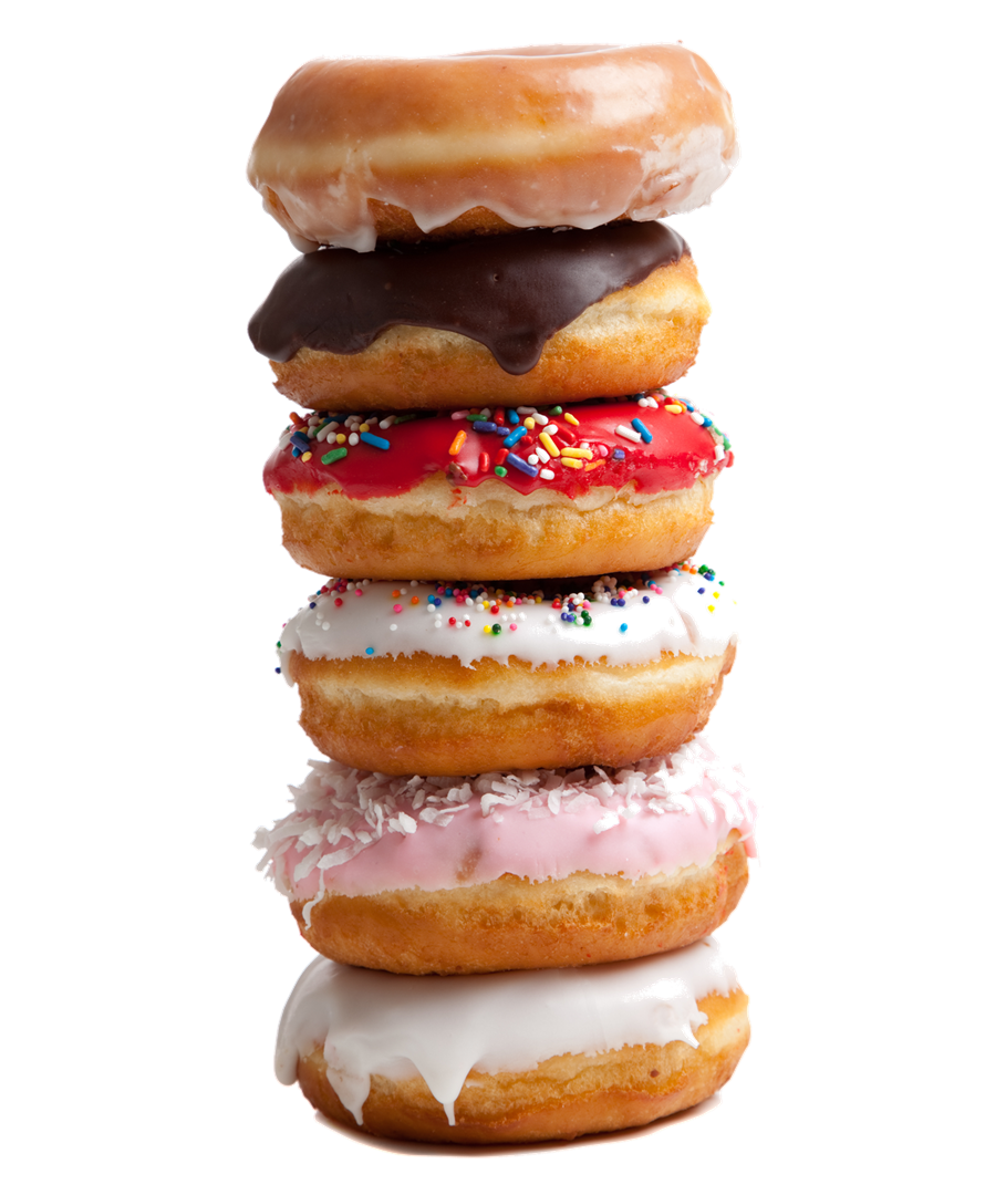 Stacked donuts mssu graphic. Doughnut clipart stack