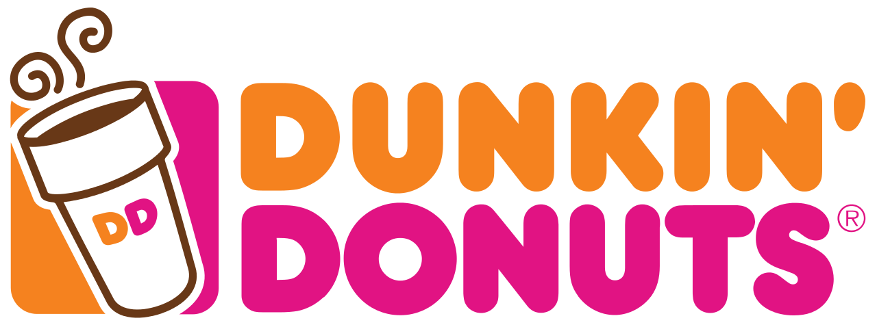 Dunkin corporate day spark. Donuts clipart svg