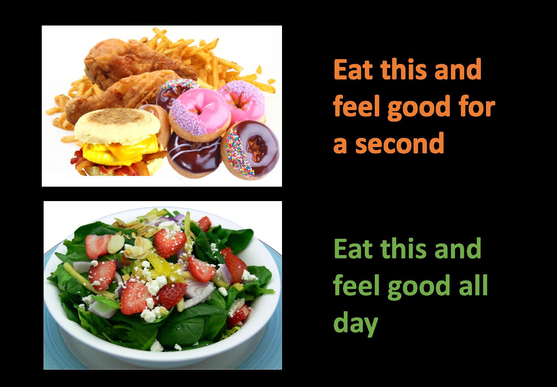 Junk vs healthy clean. Good clipart unhealthy plate food