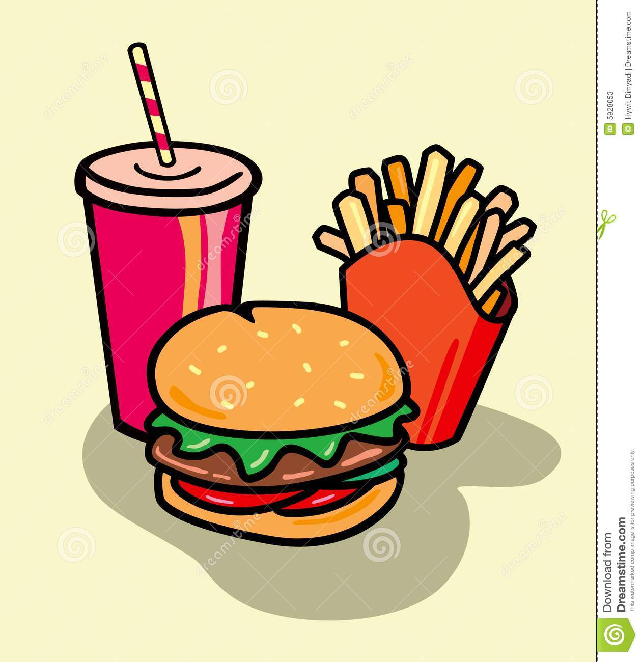 Images of free download. Fries clipart unhealthy food