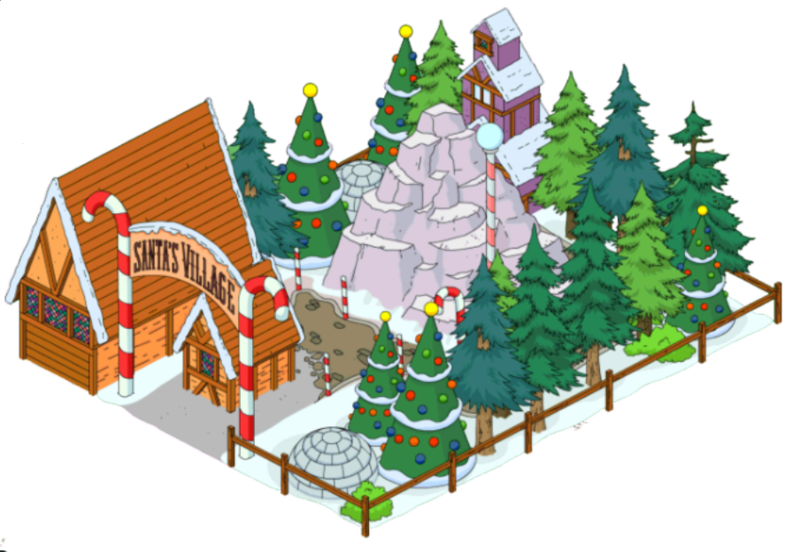 Tsto holiday eventthe simpsons. Donuts clipart word