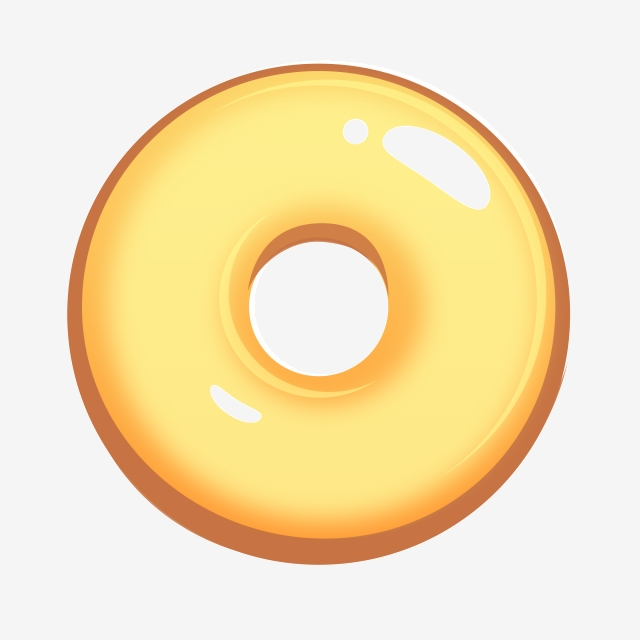 Free buckle delicious donut. Donuts clipart yellow