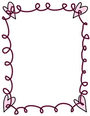A free from the. Doodle frame png