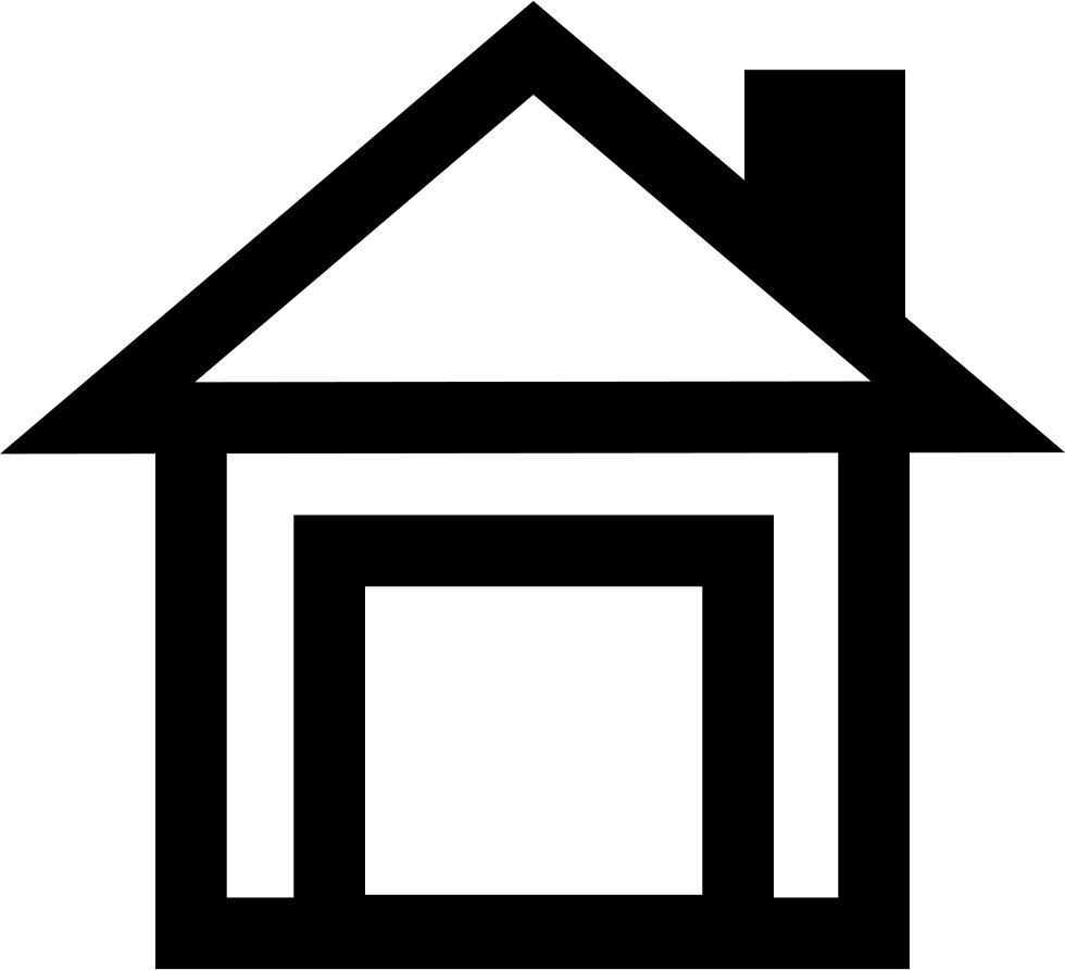 House with svg png. Door clipart big door