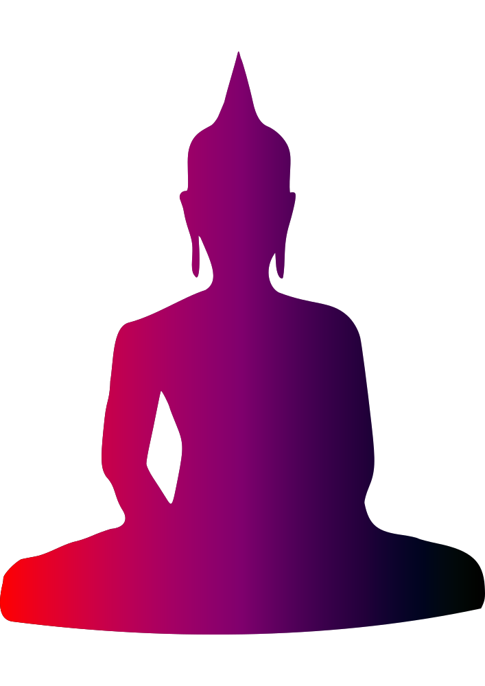 Onlinelabels clip art colourful. Respect clipart buddhist priest