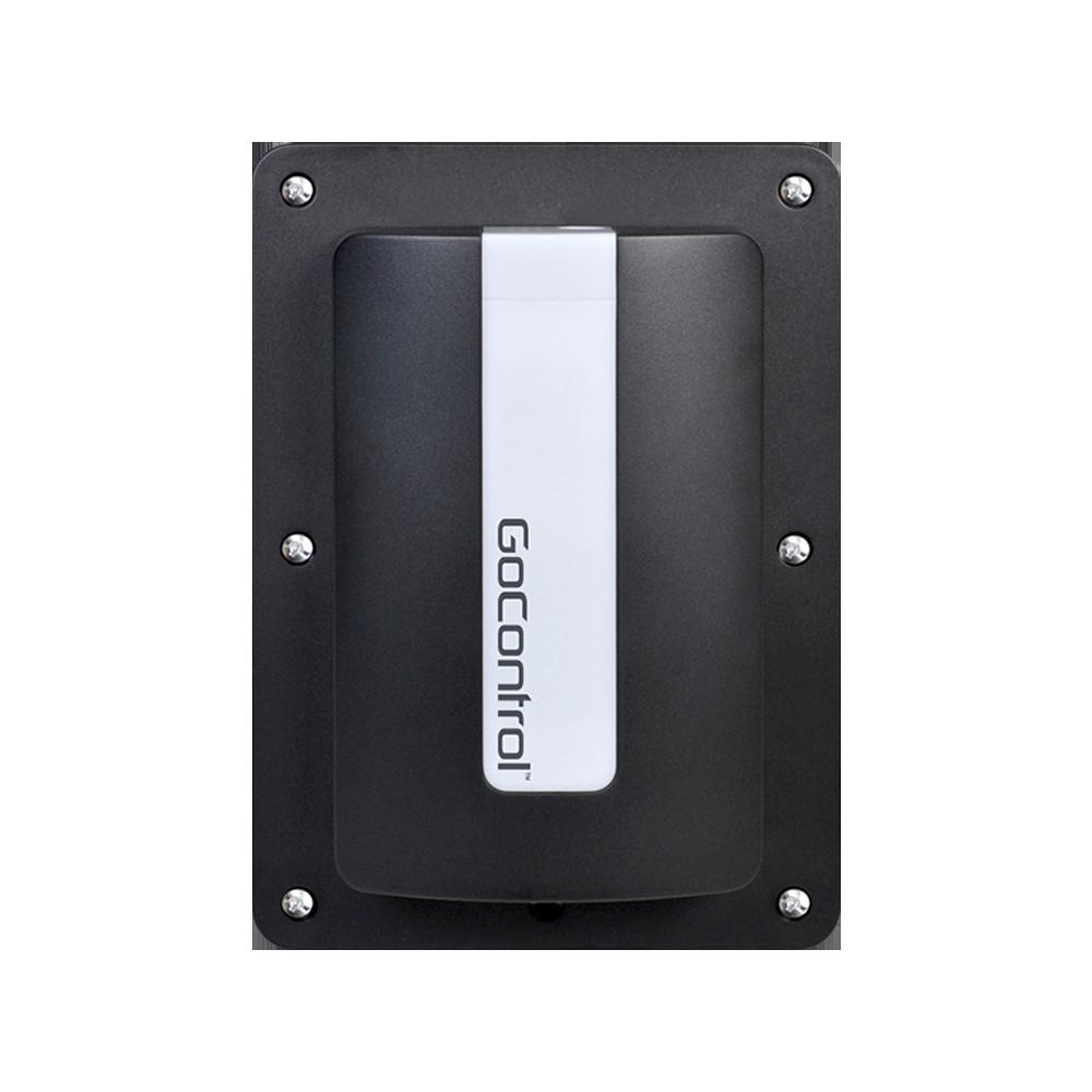 Door clipart door monitor. The gocontrol garage controller