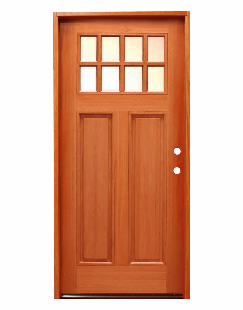 Front png wooden free. Door clipart entry door