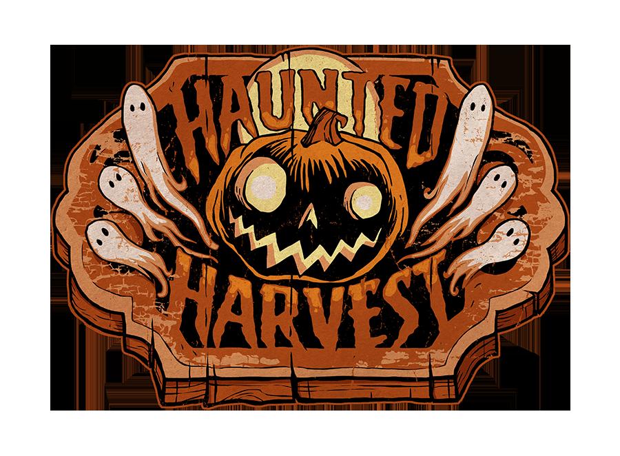 Door clipart haunted house. Hex tcg harvest during