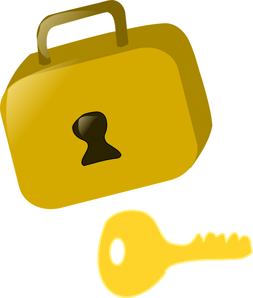 Key clipart key lock. Onlinelabels clip art and