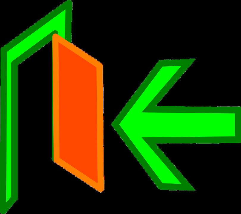 Free image on pixabay. Door clipart main door